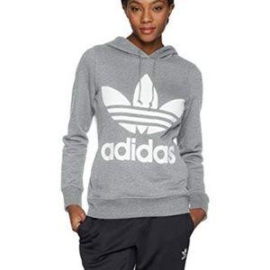 NWT Adidas Originals Size Large Trefoil Hoodie